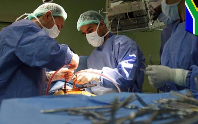 Первая в мире трансплантация полового члена уже привела к беременности