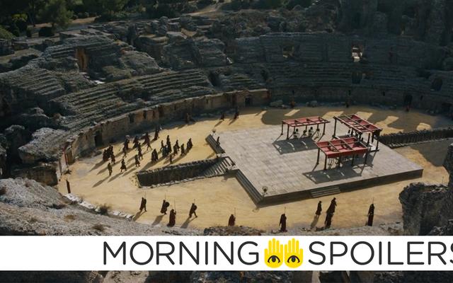 Nouvelles rumeurs sur une importante réunion de personnages dans la dernière saison de Game of Thrones