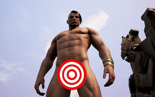 Разработчики Conan Exiles хотят добавить механика кастрации