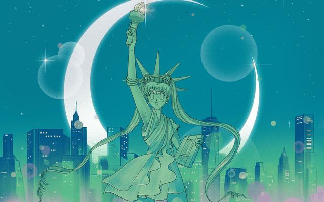 เราพยายามค้นพบ 'American Sailor Moon' ที่หายสาบสูญไปนานและพบบางสิ่งที่เหลือเชื่อ
