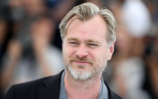 Christopher Nolan ve Paul Thomas Anderson, boktan TV ortamlarında savaşta yeni bir saldırı başlattı
