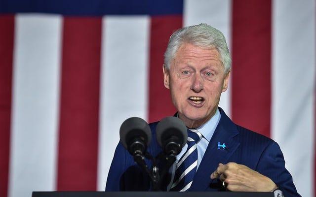 ビル・クリントンとジェイムズ・パターソンがミステリー小説を書いています