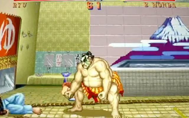 Rising Sun ถูกถอดออกจากเกม Street Fighter II ใน Capcom Arcade Stadium