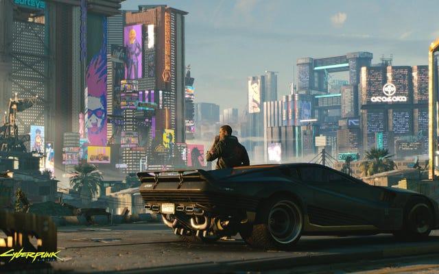 Mentre lo sviluppo di Cyberpunk 2077 si intensifica, CD Projekt Red si impegna a essere `` più umano '' nei confronti dei suoi lavoratori
