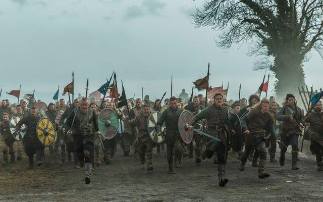 Wszechstronni wikingowie nie mają kierunku