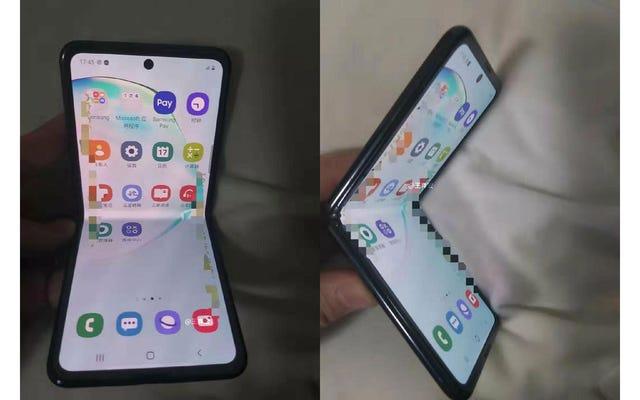 Я действительно надеюсь, что слухи о гибком стекле нового складного телефона Samsung верны