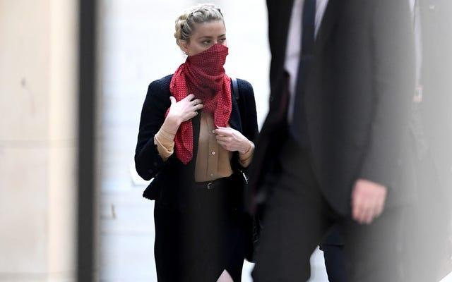"""Amber Heard sagt, Johnny Depp habe während der """"3-tägigen Geiselsituation"""" in Australien """"wie Granaten"""" Flaschen geworfen"""