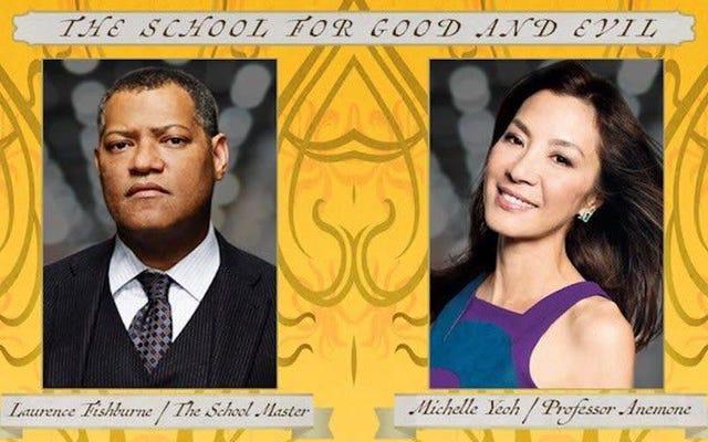 Школа добра и зла добавляет Мишель Йео, потому что Пол Фейг любит нас и хочет, чтобы мы были счастливы