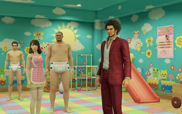 Les avocats de Sega menacent un mauvais site Web à cause du piratage de Yakuza