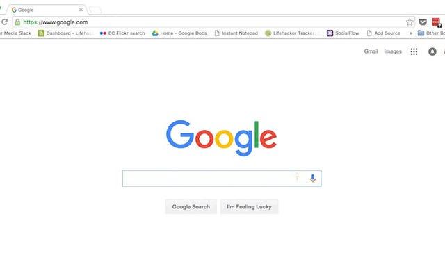 Как отказаться от нового материального дизайна Chrome и вернуться к старому