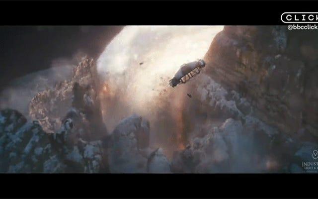 Una de las explosiones gigantes de Solo: A Star Wars Story fue inspirada por los chicos de Slow Mo en YouTube