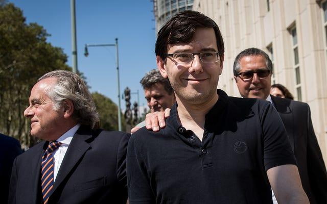 Прочтите это: Журналист, освещавший арест Мартина Шкрели, в итоге влюбился в него