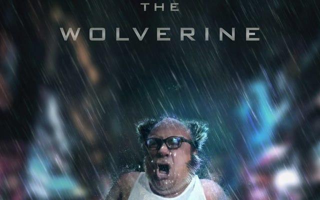 Involúcrate, Internet: hagamos de Danny DeVito el nuevo Wolverine
