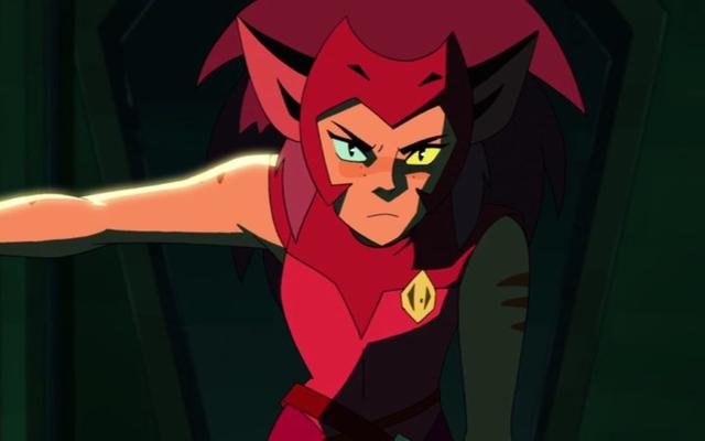 Najbardziej intensywna emocjonalnie scena 4 sezonu She-Ra była już łamiąca serce w Storyboardach