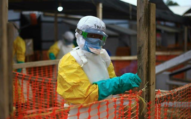歴史上2番目に悪いエボラ出血熱の発生は現在感染した人々の66パーセントを殺しています