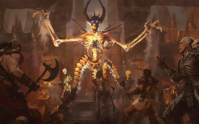 Diablo II Remaster sẽ xuất hiện trên tất cả các nền tảng chính vào năm 2021