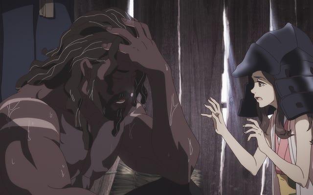 ตัวอย่างแรกที่เข้มข้นของ Yasuke มาถึงแล้วและมันเต็มไปด้วยเลือดและน่ากลัว