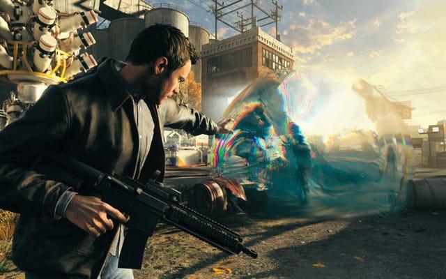 Quantum Break mira hacia el futuro minando el pasado
