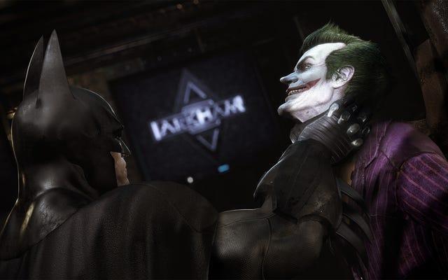 Первые две игры Batman Arkham выйдут на PS4 и Xbox One в июле