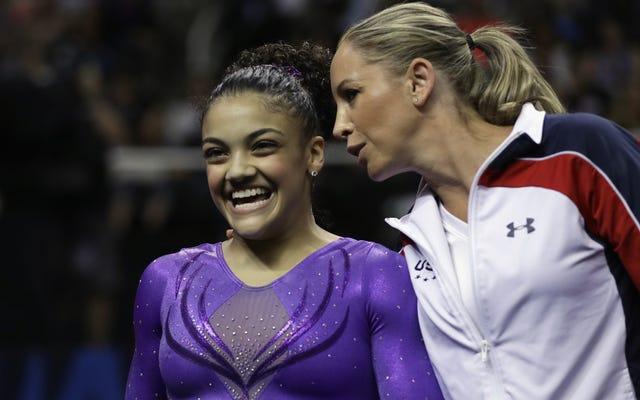 アメリカの体操はまだ虐待的なコーチをどうするかを知らない