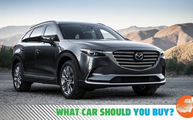 プロフェッショナルに見えるが派手すぎない大型車が必要です!どの車を買うべきですか?