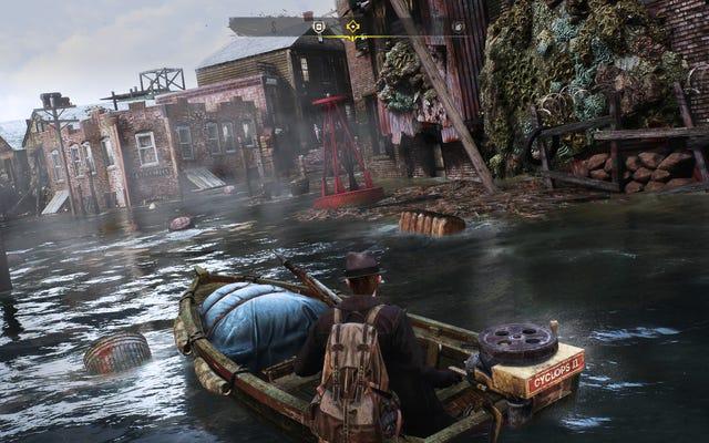 The Sinking City vuelve a Steam mientras continúa la batalla legal entre desarrollador y editor
