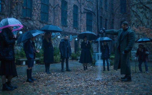 Netflix abre The Umbrella Academy con una nueva mirada a Ellen Page y sus superhermanos