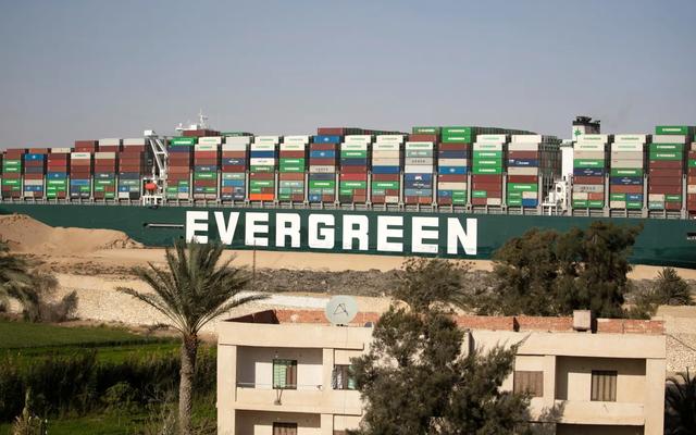 エジプトから「これまでに与えられた」所有者へ:10億ドルを支払うか、大きなボートを取り戻せない