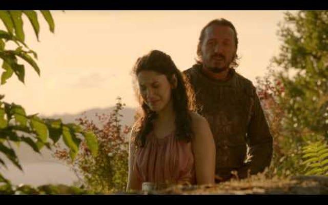 Bronn daje Shae niefortunną radę w usuniętej scenie Gry o tron