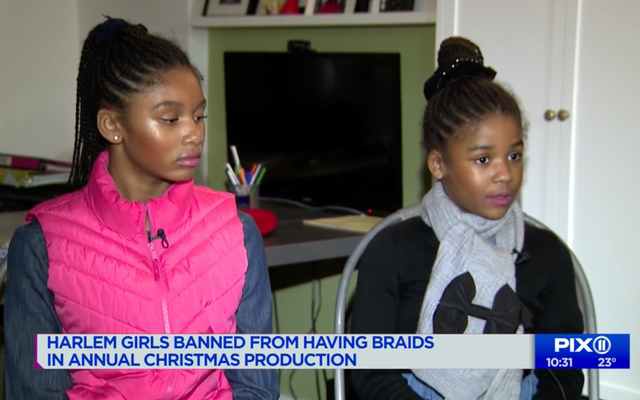 Chicas negras con trenzas supuestamente prohibidas en la producción de Harlem de Black Nutcracker