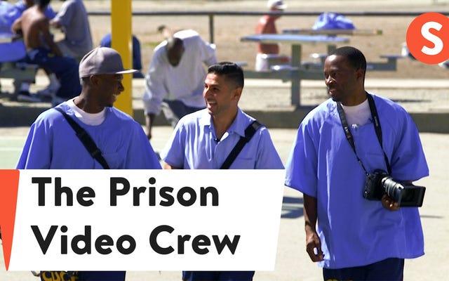 วารสารศาสตร์เรือนจำที่ดีที่สุดอยู่ตรงจาก San Quentin