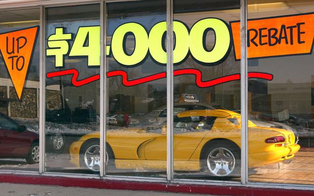 アメリカの自動車ローンの債務は制御不能で悪化している