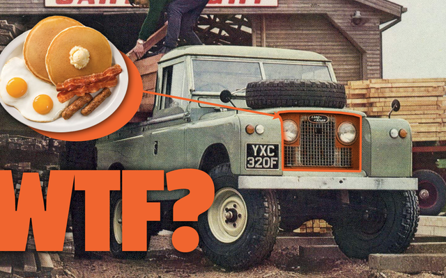 オールドランドローバーフリークスは、私が今まで聞いた車の部品の最も奇妙な名前の1つを持っています