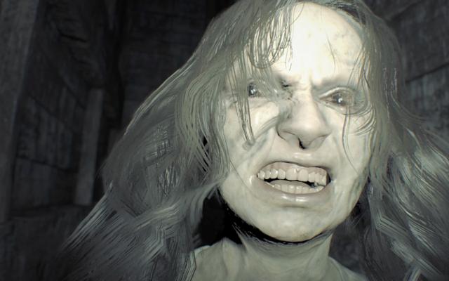Voici pourquoi les personnages de Resident Evil 7 ont de si belles dents