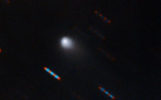 Nous avons maintenant une image du deuxième objet interstellaire jamais observé