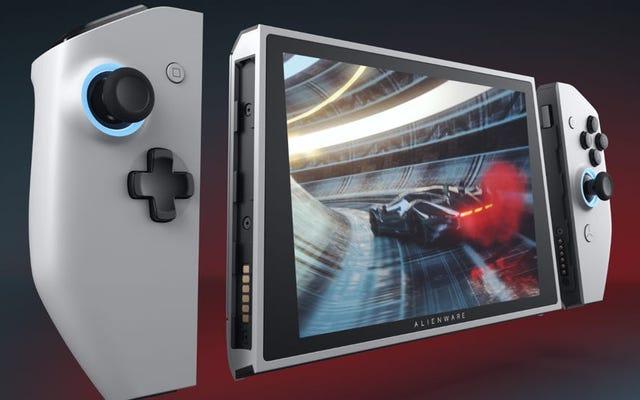 Dell ra mắt máy tính xách tay chơi game PC lai với các tính năng Nintendo Switch