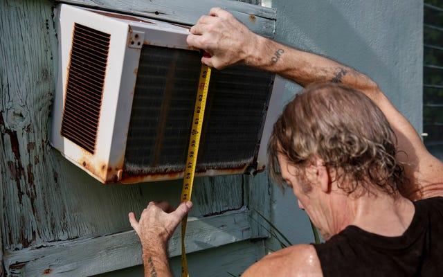 El uso del aire acondicionado en EE. UU. Podría aumentar casi un 60 por ciento para 2050