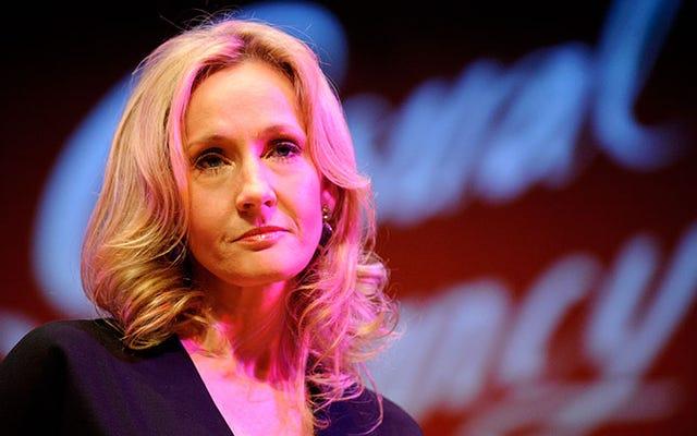 JK Rowling กำลังสร้างประวัติศาสตร์ของชนพื้นเมืองอเมริกันและผู้คนก็ไม่มีความสุขกับมัน