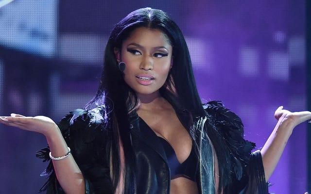 Nicki Minaj Membela Pelaku Seksual Lain. Yang Ini Terjadi Menjadi Pacarnya