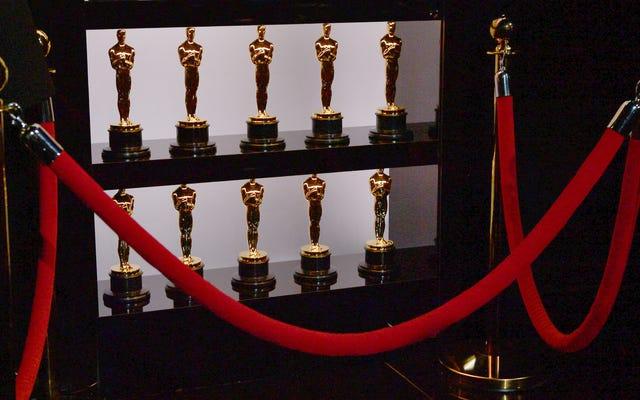 Lo zoom non sarà dove si svolgeranno gli Oscar del 2021 perché un `` telecast di persona accadrà ''
