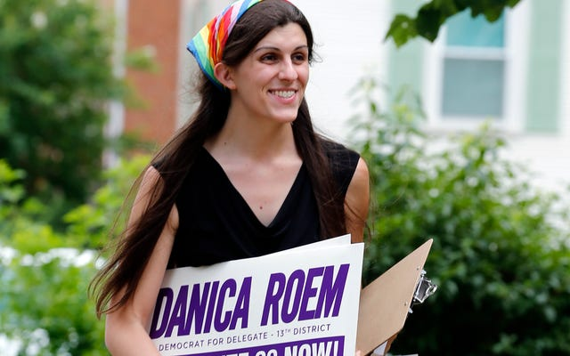 バージニア州とミネソタ州は、州および市の議員として公然とトランスジェンダーの女性を選出します
