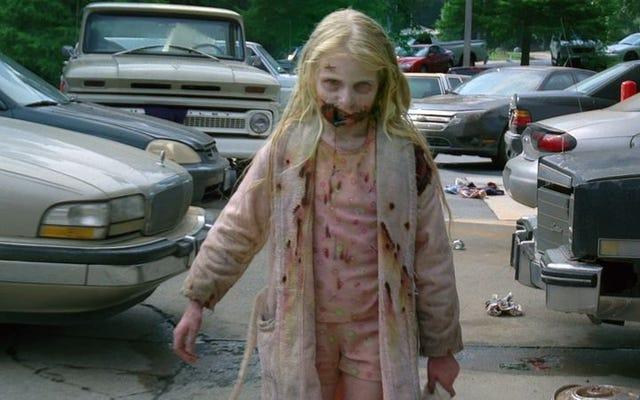 ตอนแรกของ The Walking Dead อาจยังคงเป็นชั่วโมงที่ดีที่สุดของการแสดง