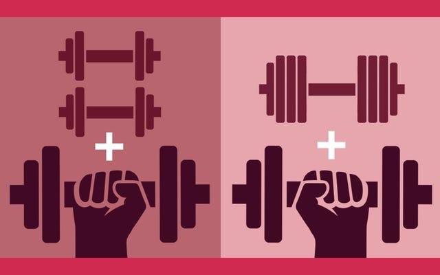 Daha Fazla Kilo veya Daha Fazla Tekrar: Önce Hangisine Odaklanmalıyım?
