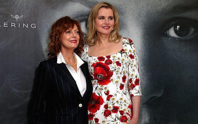 Susan Sarandon Mengatakan Apa Yang Hampir Tidak Ada Aktor Tentang Woody Allen