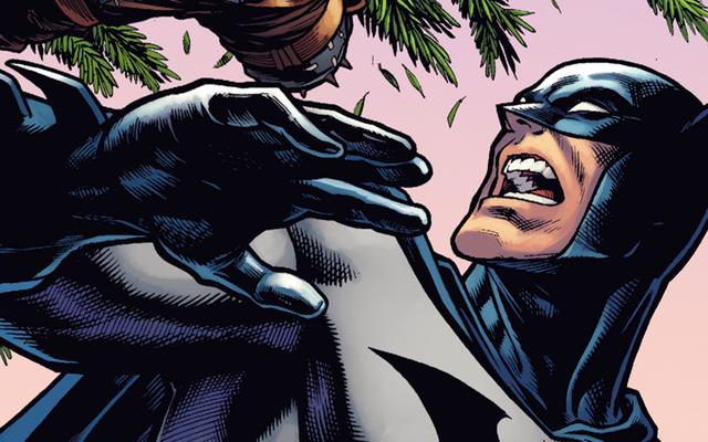 バットマンは今フォートナイトにいます、そして彼はあなたと同じように失われています