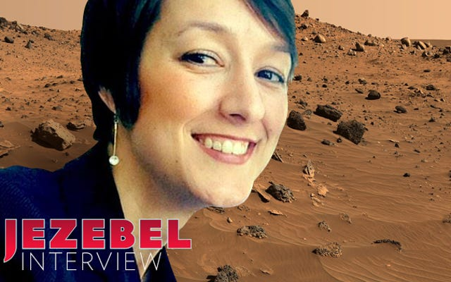 火星への片道旅行の準備をしている女性、ソニア・ヴァン・メーターとのチャット