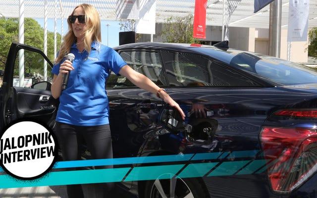 未来の燃料で走る車を作るのに必要なものは次のとおりです