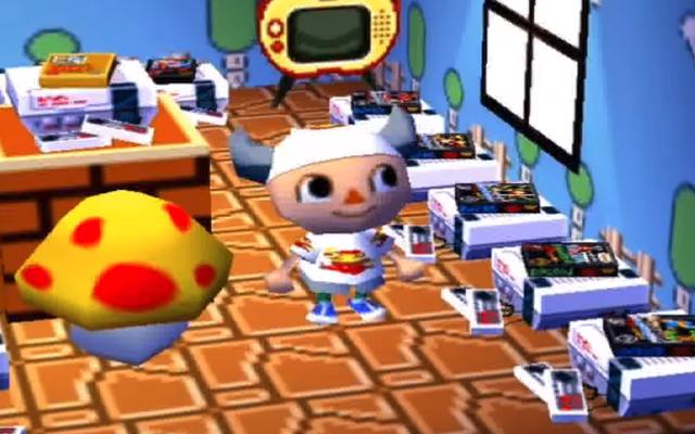 Animal Crossing sur GameCube peut réellement jouer à n'importe quel jeu NES