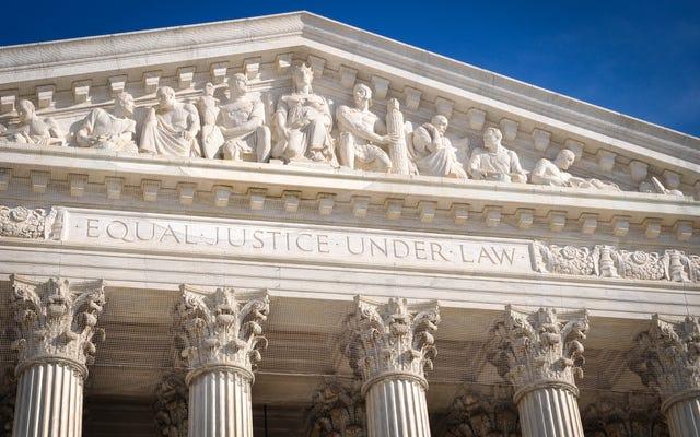 最高裁判所は、投票権法に重大な影響を与える場合に議論を聞く