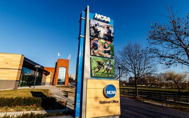 La NCAA jette une colère de colère après que la Californie ait adopté un projet de loi pour l'empêcher de continuer à exploiter les étudiants-athlètes